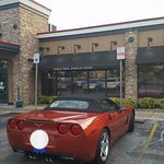 Corvette parking only! Very nice!
