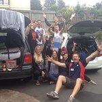 Matt and Malte Group leaving