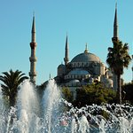 This beautiful Blue Mosque is five minutes distance away from the Hotel.