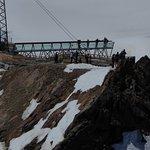 Aussichtskanzel an der Bergstation