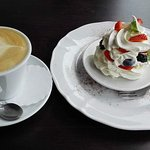 Our famous cakes and coffee