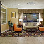Relax & unwind in one of our lobby sitting areas after a long day!