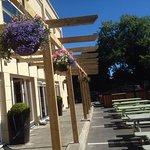 Paddock Bar Terrace