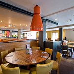 Restaurant & Bar at Premier Inn Llantstriant