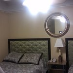 Very pretty room, my first stay