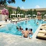 Foto de Napa Valley Marriott Hotel & Spa