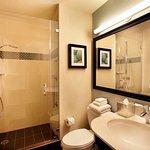 Newly Renovated Standard Bathroom