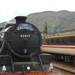 Photo de Jacobite Steam Train