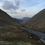 Lake District drive to hotel