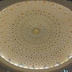 The dome from inside