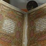 Beautiful Arab script