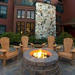 Courtyard Lake Placid Foto