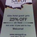 Elite Hotel Savoy Foto