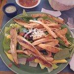 Chicken Jalisco Salad