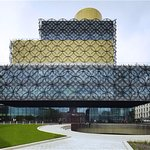 Library of Birmingham: Front View
