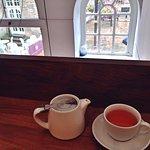 Blood orange Tea.