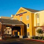 美国峡谷纳帕万豪费尔菲尔德套房酒店