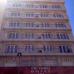 Facade Victoria Hotel Perpignan
