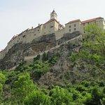 Mächtige Festung