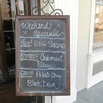 Fremin's weekend specials