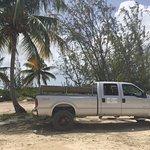 Transportation to the Anegada Beach Resort