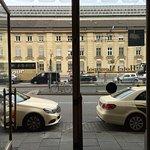 Monopol Hotel Frankfurt Foto