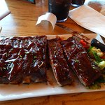 Half Rack Rib Special of the Day - Yummy!