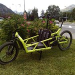 location de vélo cargo, vtt électrique, vélo de descente, enduro, trail, route, junior....