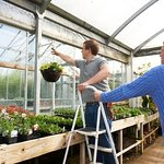 This busy plant nursery, also known as The Cotswold Rose Centre has been family run for 25 years