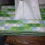 Grandma's Tissue Box