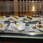 Dessertenbuffet diner