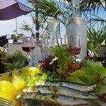 Sardines grillées au four.Samedi 23 Juillet 2016