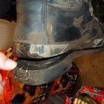Stu's falling apart boots