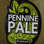 Our favourite real ale at Forest View Inn