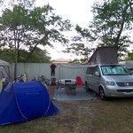 Foto de Camping La Pointe