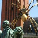 L araignée de Delarosiere