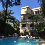 Photo de Aldrovandi Villa Borghese