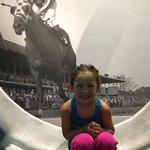 World's Largest Horseshoe