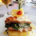 Tasty seafood Restaurant in Miracle Resort