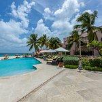 Foto de Frangipani Beach Resort