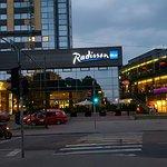 Radisson Blu Hotel Latvija Foto