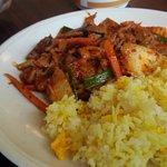 Hot Kimchee Pork