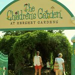 We liked the Children's Garden the best.
