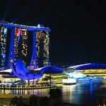 Foto de Marina Mandarin Singapore