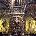 Altares laterais - bispos da ordem beneditina