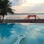 The beach club- 2 min shuttle ride
