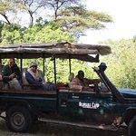 Wonderful experience at olumara camp