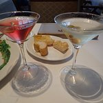 25c lunch-time martinis!
