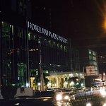 Entrada Principal Riu Plaza Panama