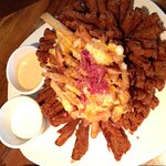 The loaded bloomin' onion was all that you'd imagine.